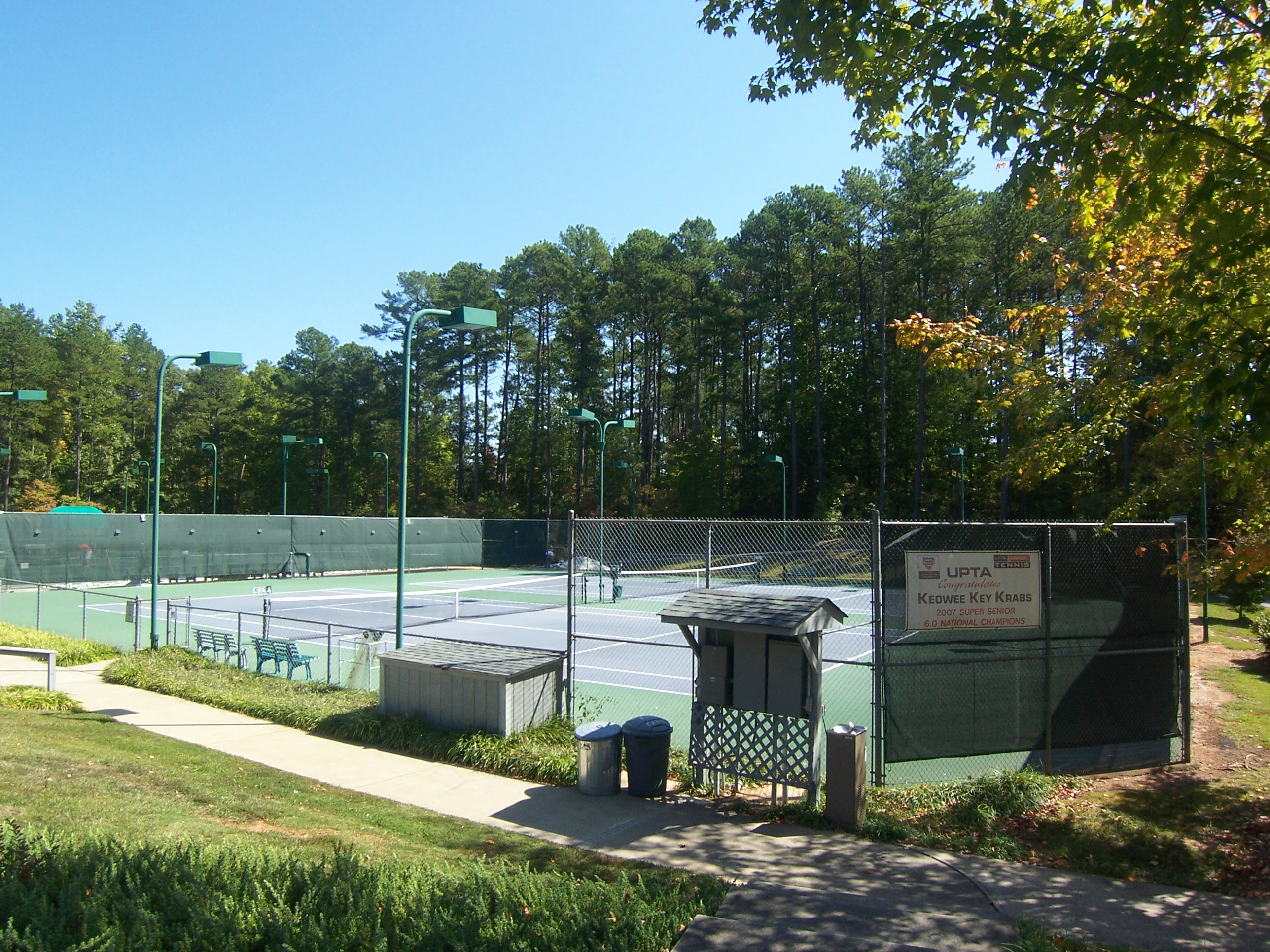 Keowee Key Tennis Courts